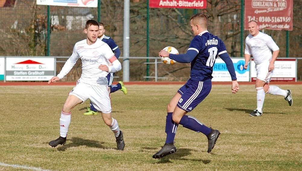 Wichtiges Auswärtsspiel in Günthersdorf
