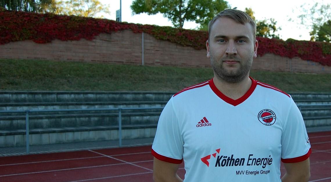 Felix Schiesewitz wechselt zum FC Eintracht Köthen