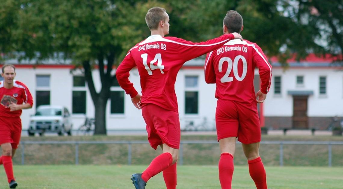 CFC besiegt den Zörbiger FC mit 2:1