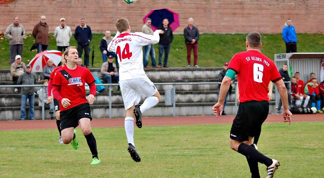 1. Runde Landespokal: CFC empfängt den SV Kelbra