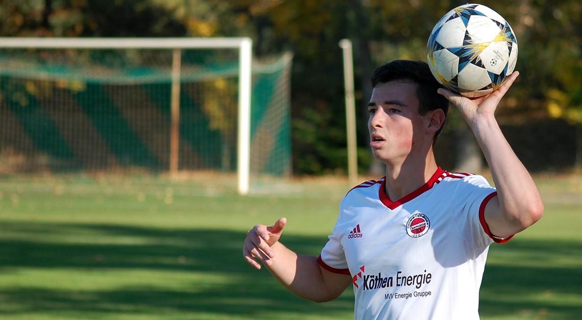 CFC empfängt Aufsteiger Rot-Weiß Weißenfels
