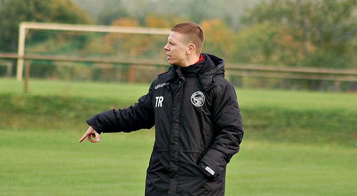 CFC-Trainer Peer Rosemeier im Gespräch