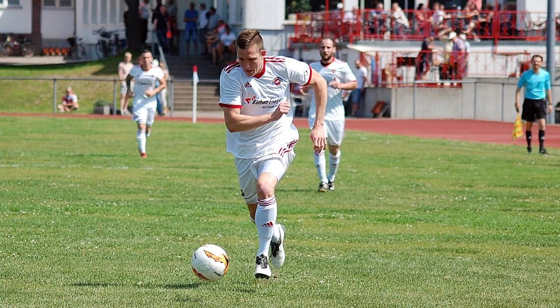 CFC siegt auch beim Zörbiger FC deutlich mit 8:3