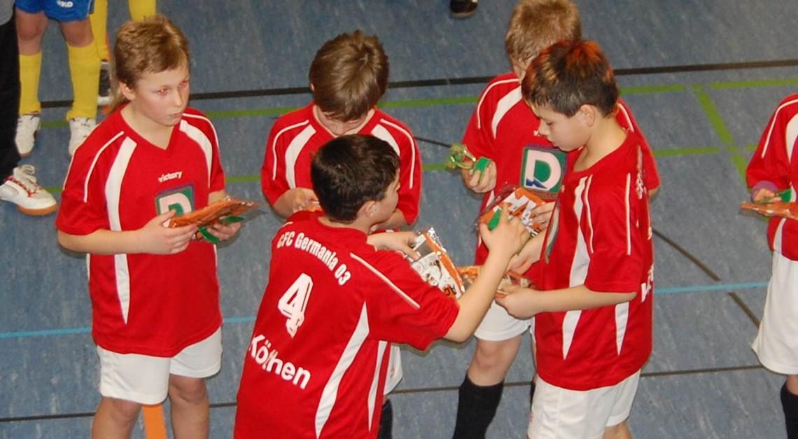 Hallenturniere des CFC Germania 03