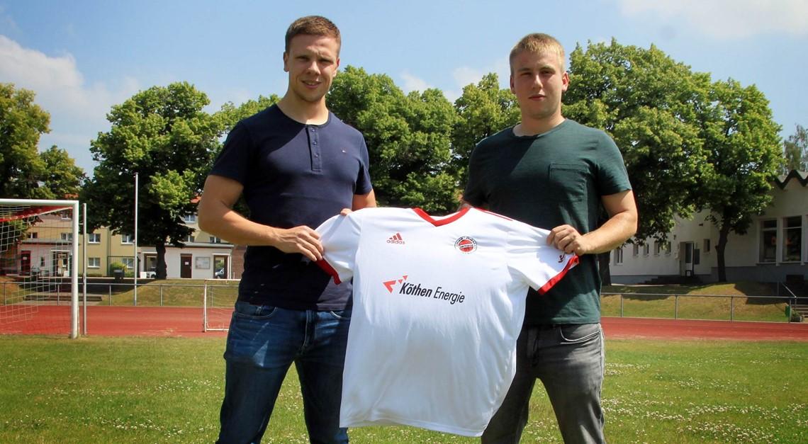Marcel Dropp wechselt aus Thalheim zum CFC