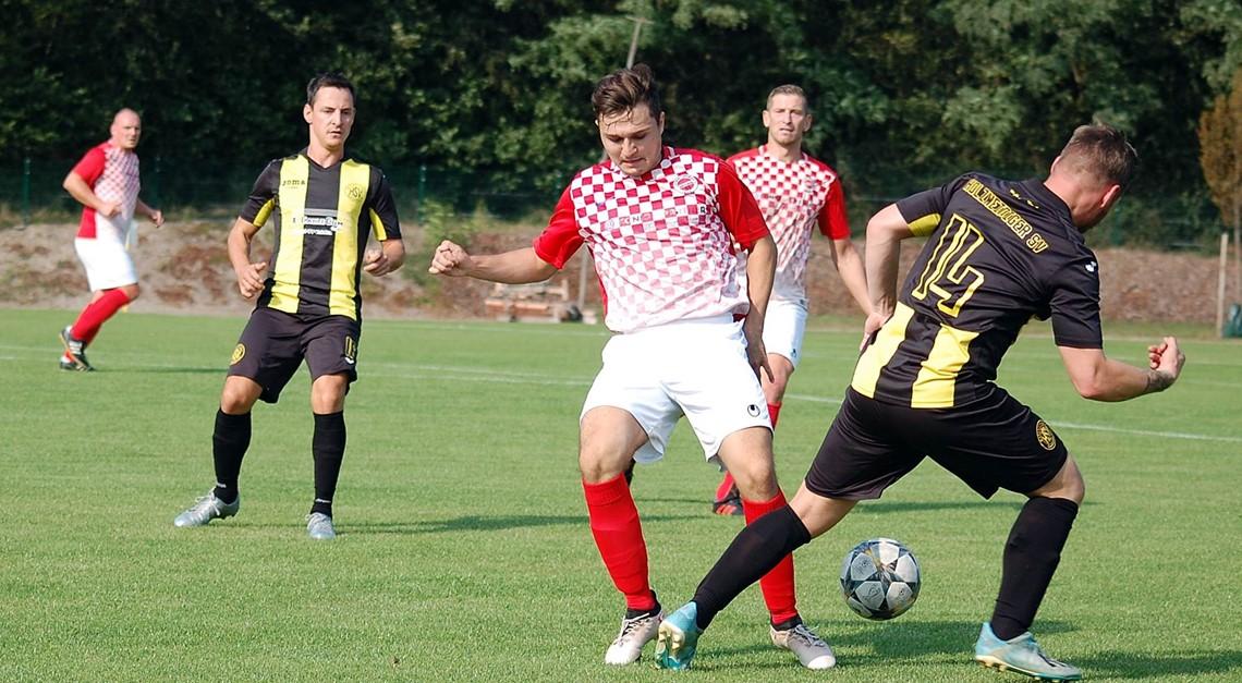 CFC-Reserve mit 3:1-Auswärtssieg in Holzweißig