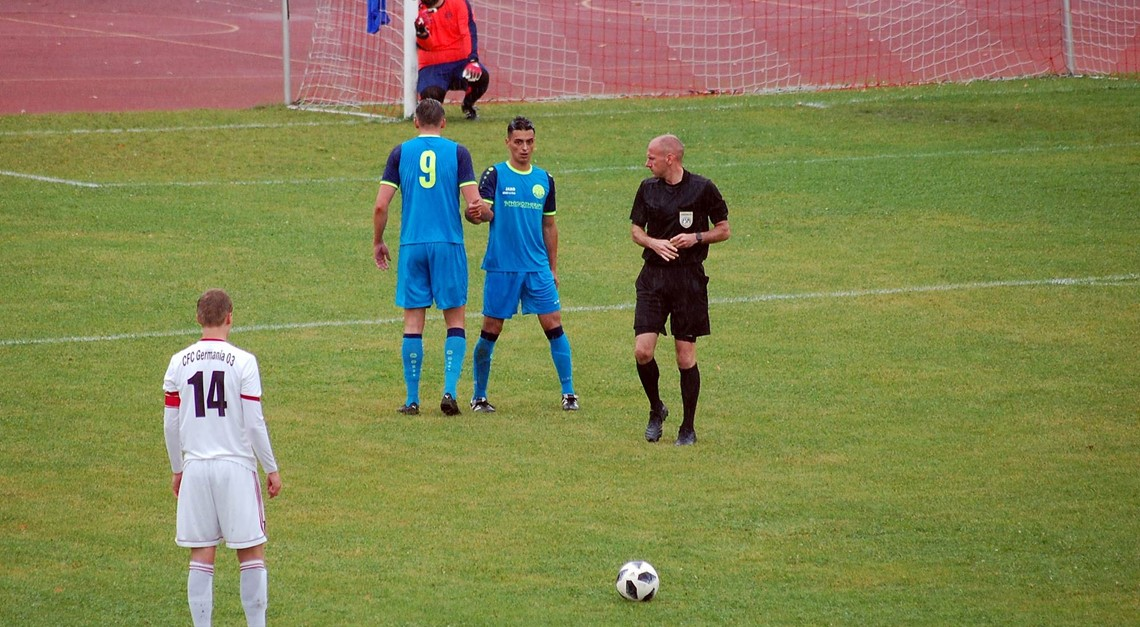 Verdiente 0:3-Heimniederlage gegen Romonta Stedten