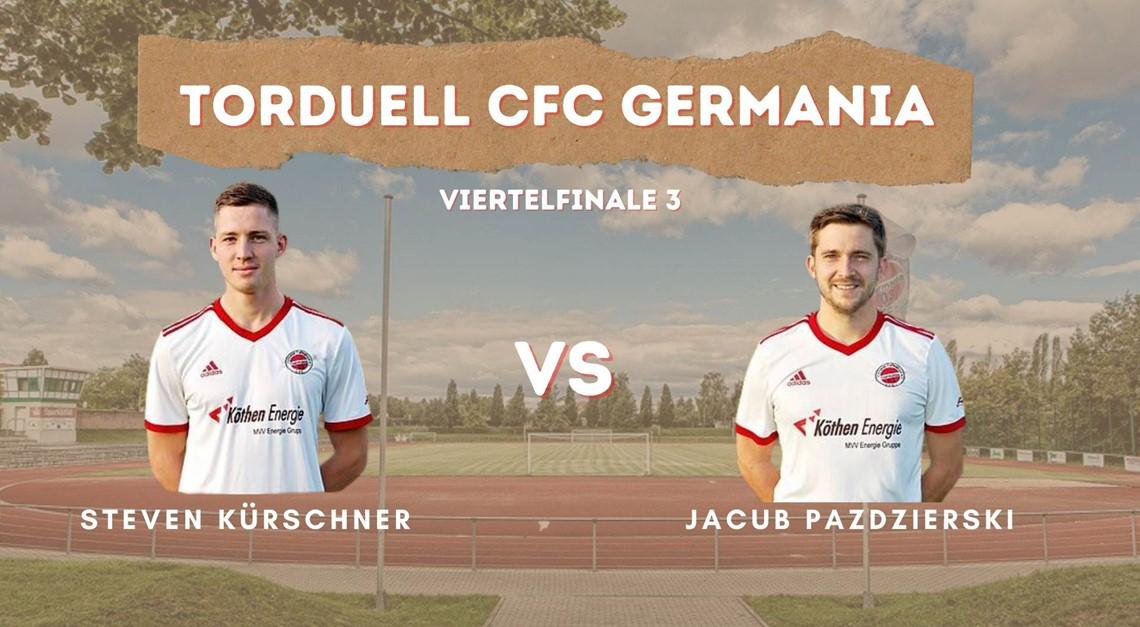 3. Viertelfinale | KÜRSCHNER VS. PAZDZIERSKI
