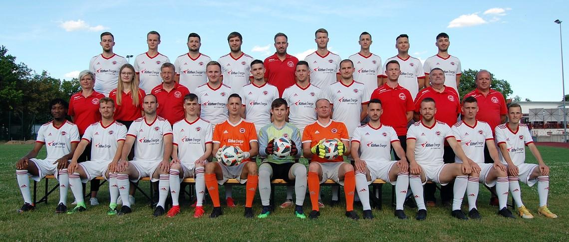 Mannschaftsfoto CFC Germania 03