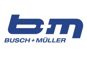 Sponsor - Busch + Müller