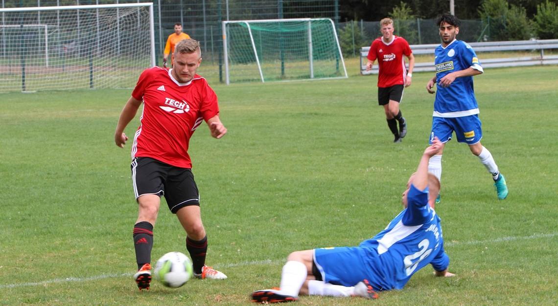 FC gewinnt mit 6:2 das Duell der Aufsteiger