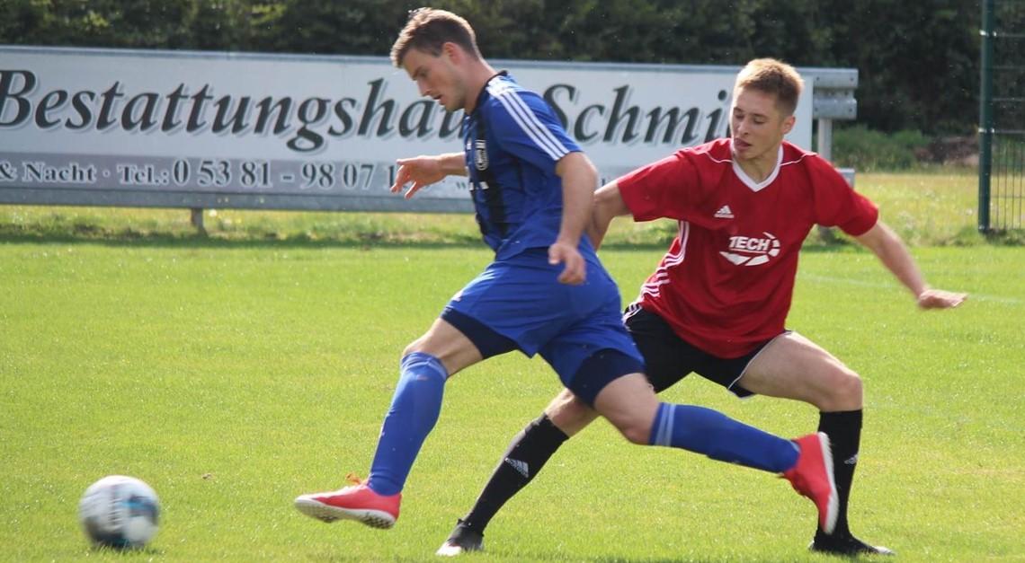 FC überrollt TSG aus Wildemann