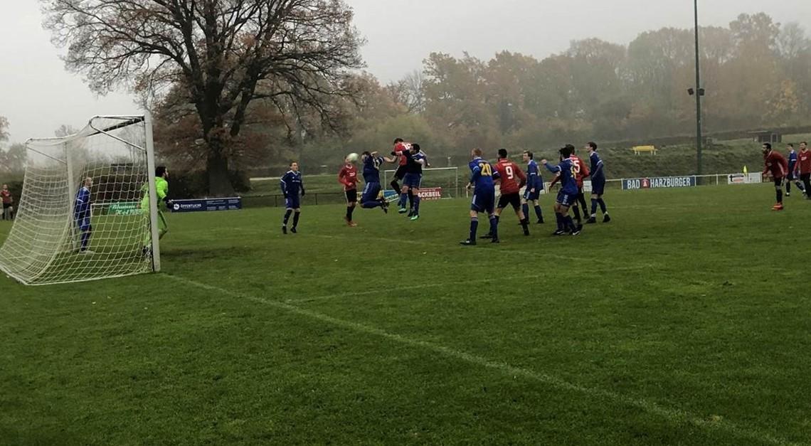 FC Seesen verliert auswärts in Bad Harzburg