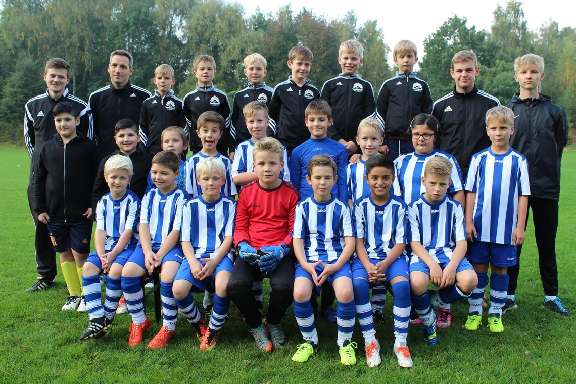 Mannschaftsfoto FC Seesen 2