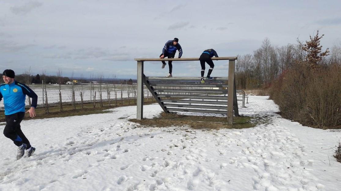 Erste Eindrücke aus der Wintervorbereitung