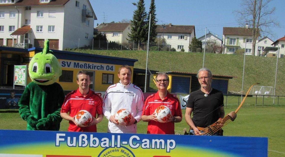 SV Meßkirch Fußball-Camp 2018