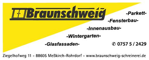 Sponsor - Braunschweig Schreinerei