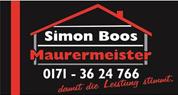 Sponsor - Simon Boos