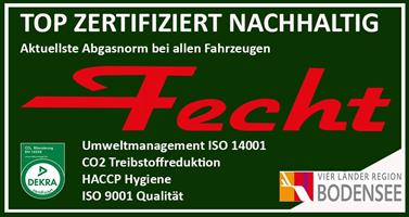 Sponsor - Spedition Fecht