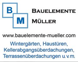 Sponsor - Bauelemente Müller