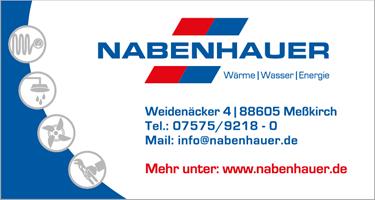 Sponsor - Nabenhauer