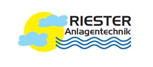 Sponsor - Riester Anlagentechnik