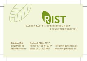 Sponsor - Rist