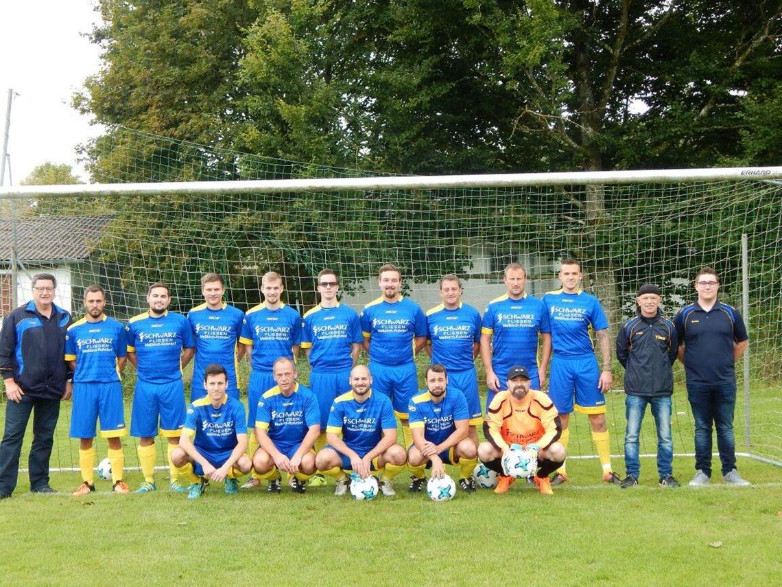 Mannschaftsfoto SV Meßkirch 3
