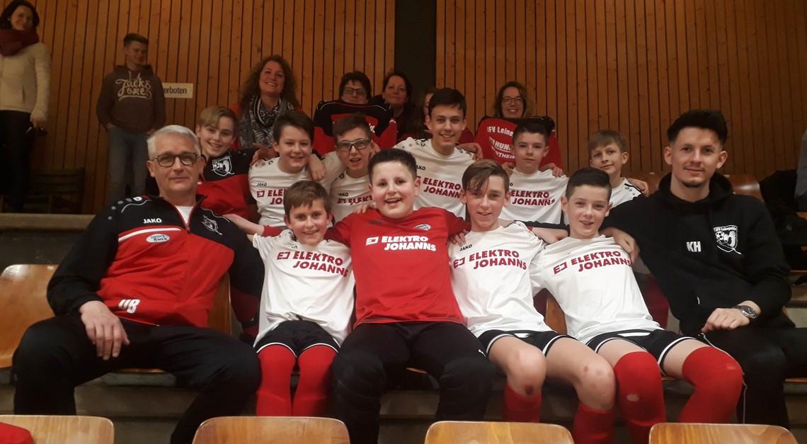 Endrunde: U13 der Störche zieht ins Finale ein!