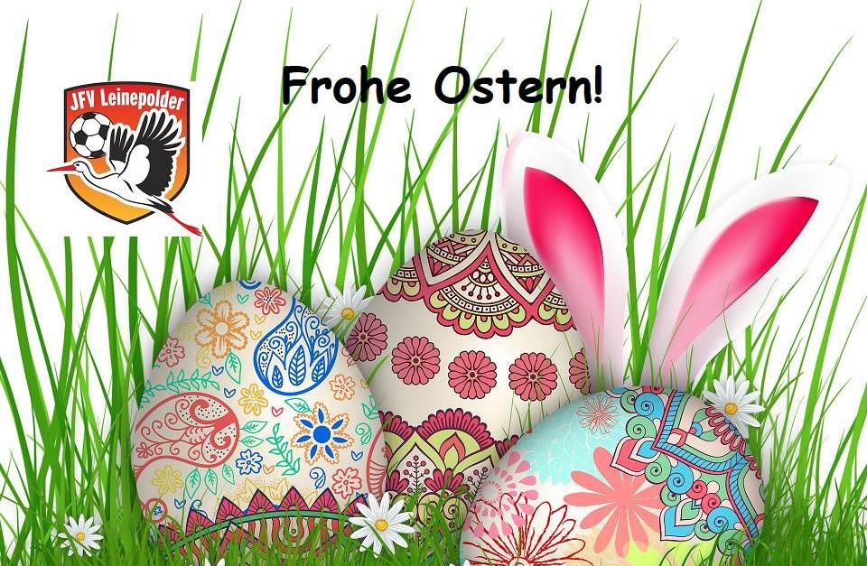 Frohe Ostern JFV Leinepolder