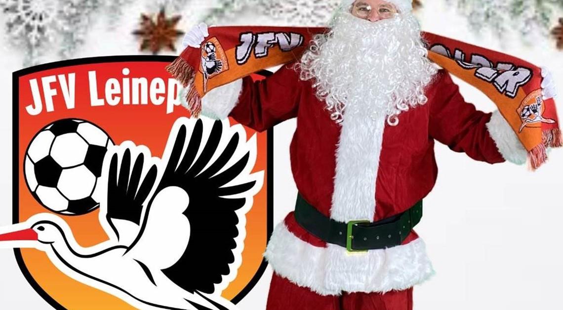 Frohe Weihnachten JFV Leinepolder
