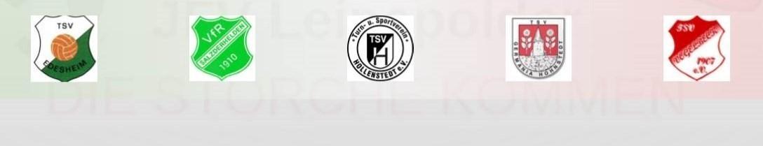 Stammvereine des JFV Leinepolder