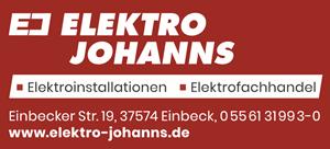Sponsor - Elektro Johanns