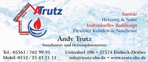 Sponsor - A. Trutz
