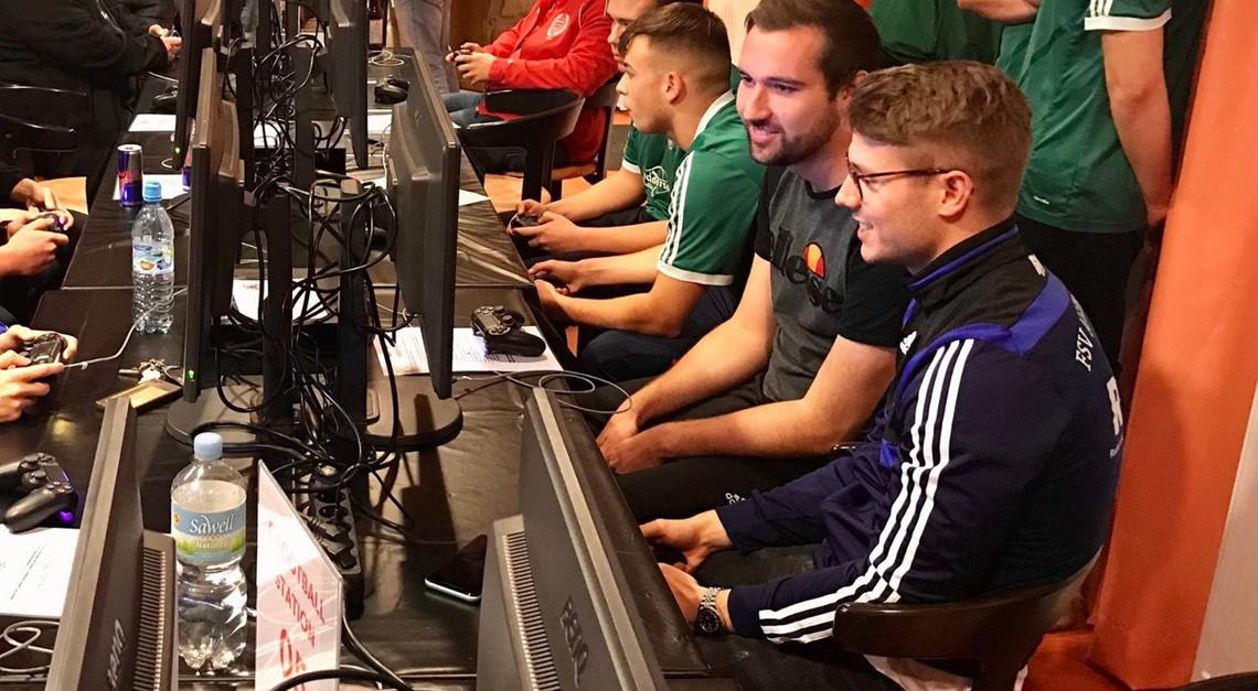 eFootball Kreismeisterschaft gestartet