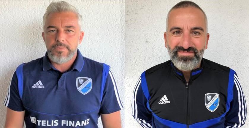 Cabuk und Cengiz auch nächste Saison Trainer