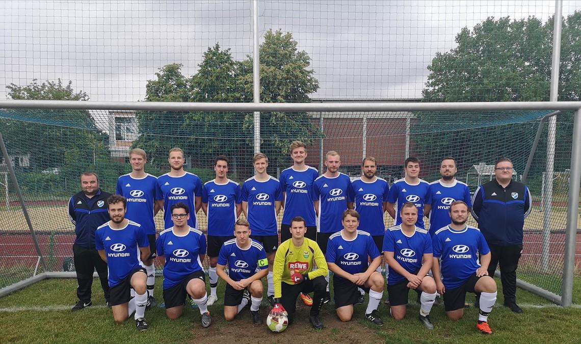 Mannschaftsfoto FSV Algermissen 3