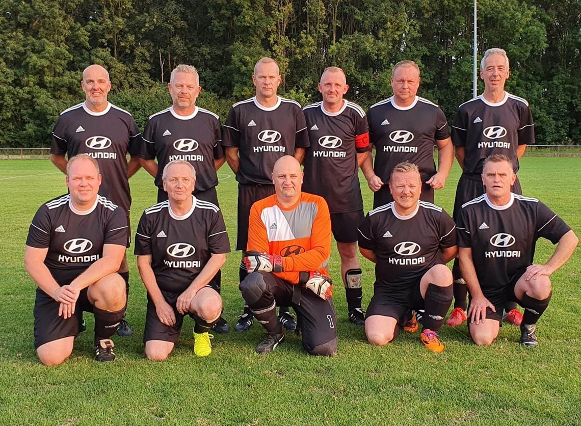 Mannschaftsfoto FSV Algermissen