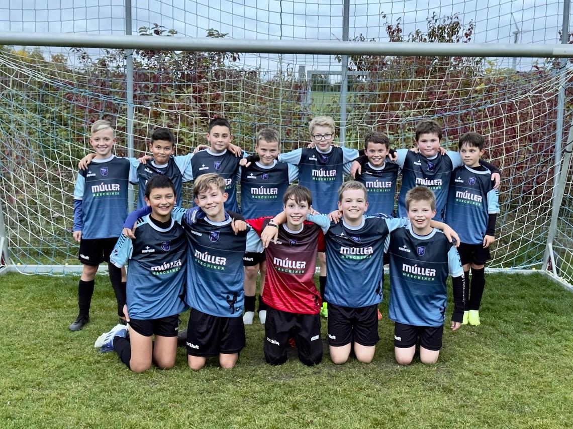 Mannschaftsfoto FSV Algermissen 2