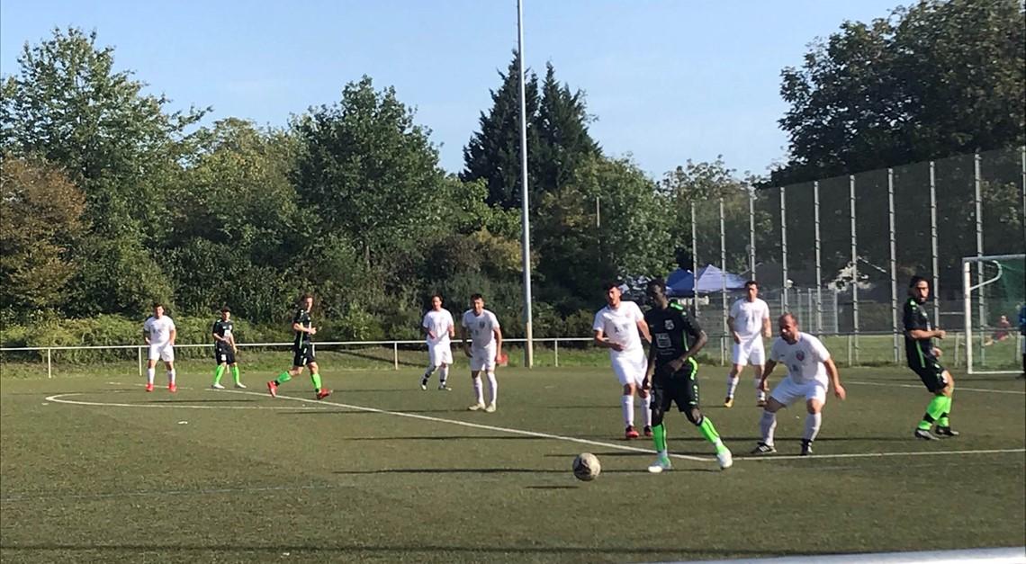 SpVgg Türkspor Edingen – SV Laudenbach 3:0