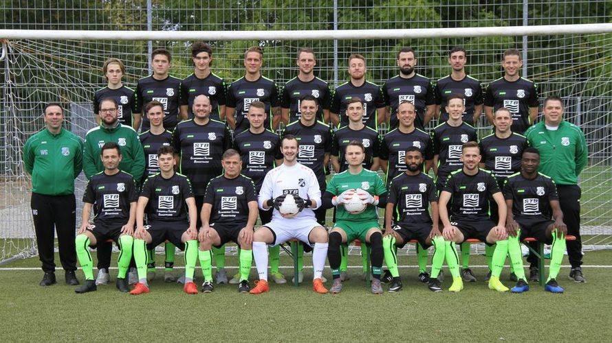 Mannschaftsfoto SV Laudenbach