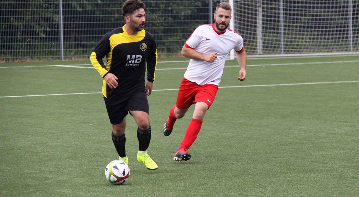 Freundschaftsspiel vs. SG Hemsbach