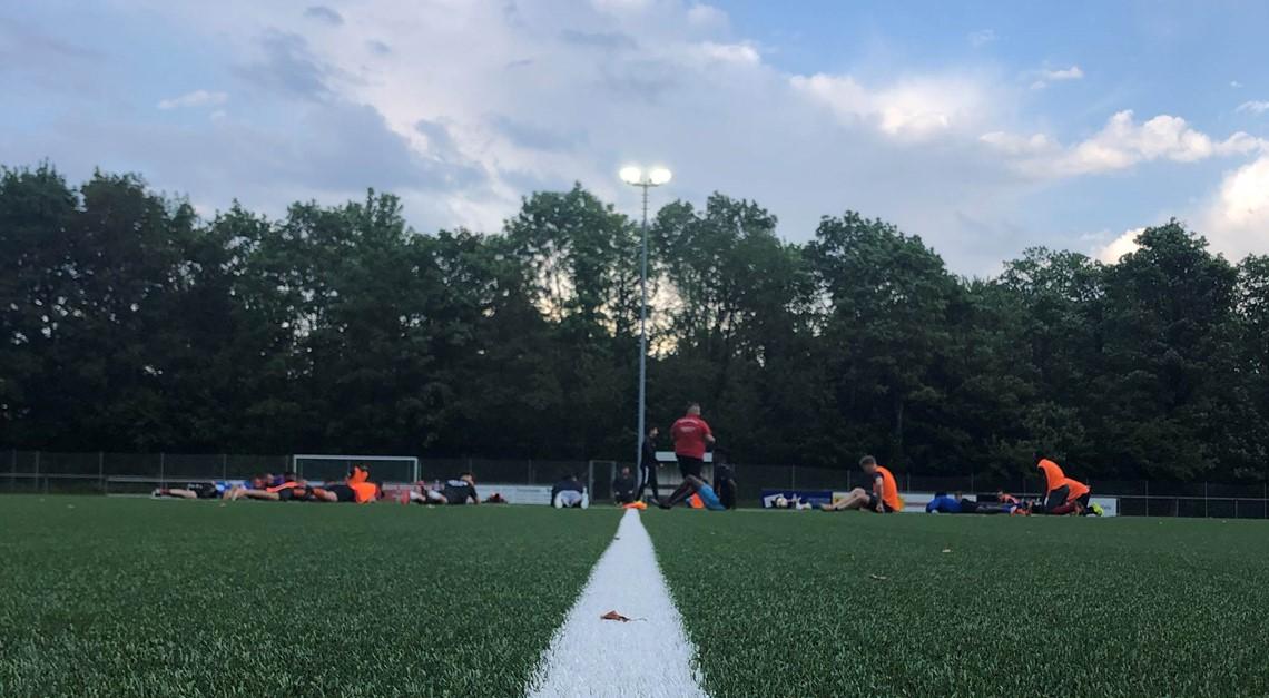 Testspiel vs. KSC Schwetzingen