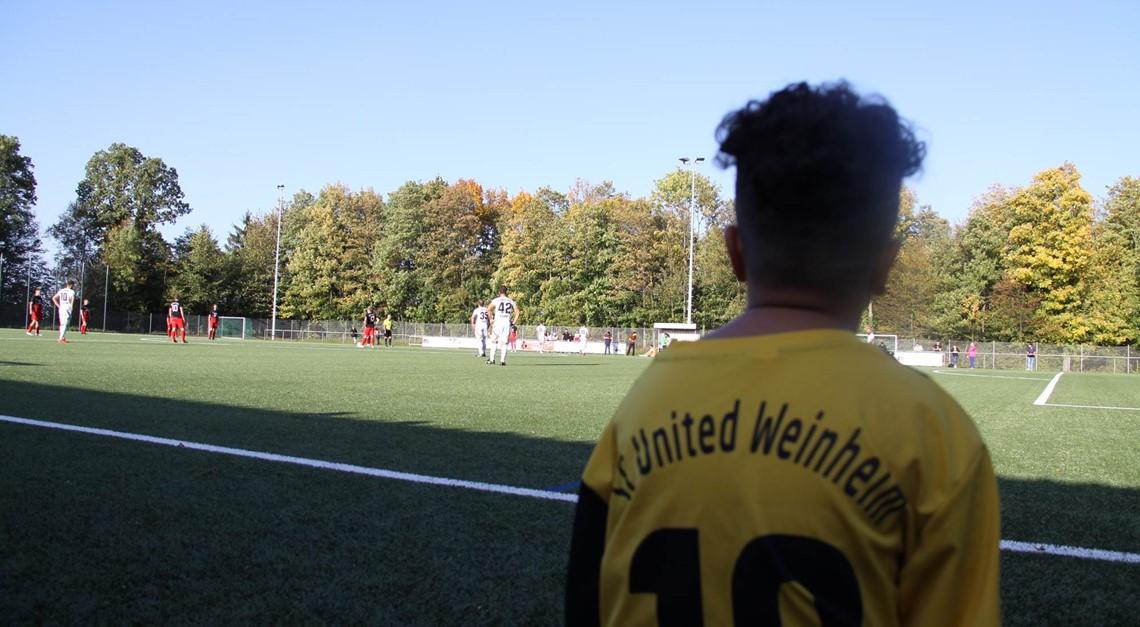 Das Team vs. SC Blumenau