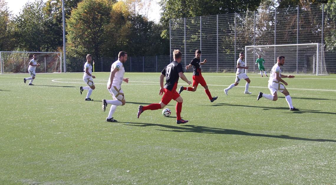 Das Team vs. TSV 1887 Sulzbach