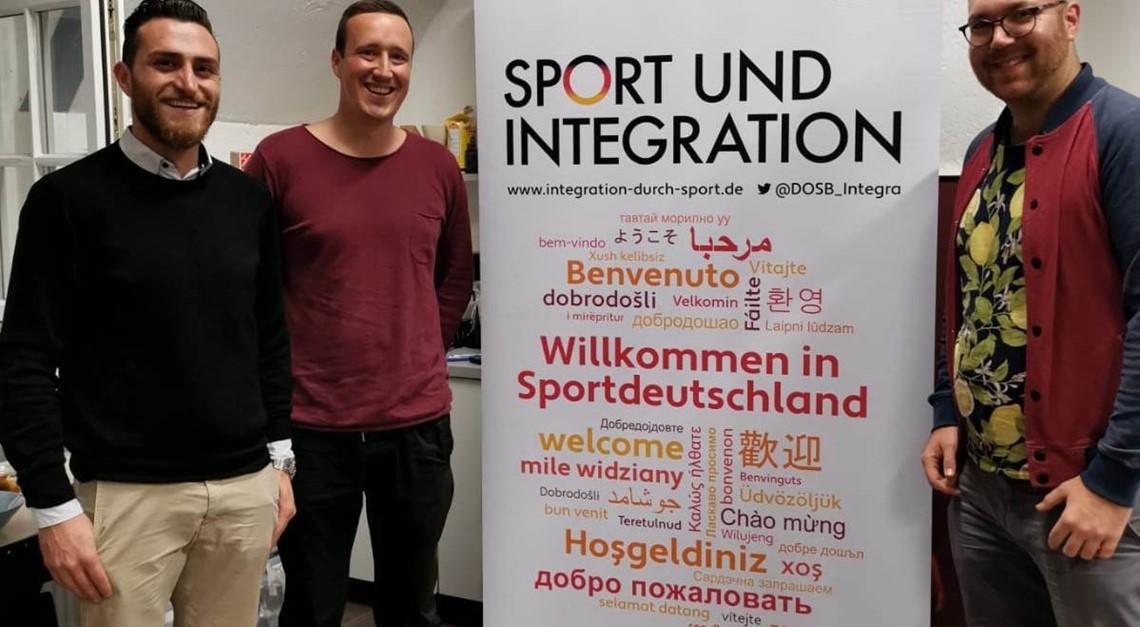 """Weiterbildung """"Integration durch Sport"""""""