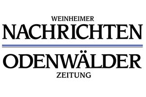Sponsor - Weinheimer Nachrichten