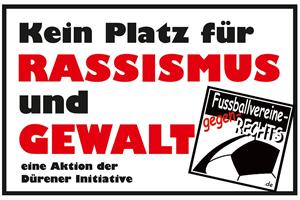 Sponsor - Fußballvereine gegen Rechts