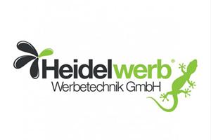 Sponsor - Heidelwerb Werbetechnik GmbH