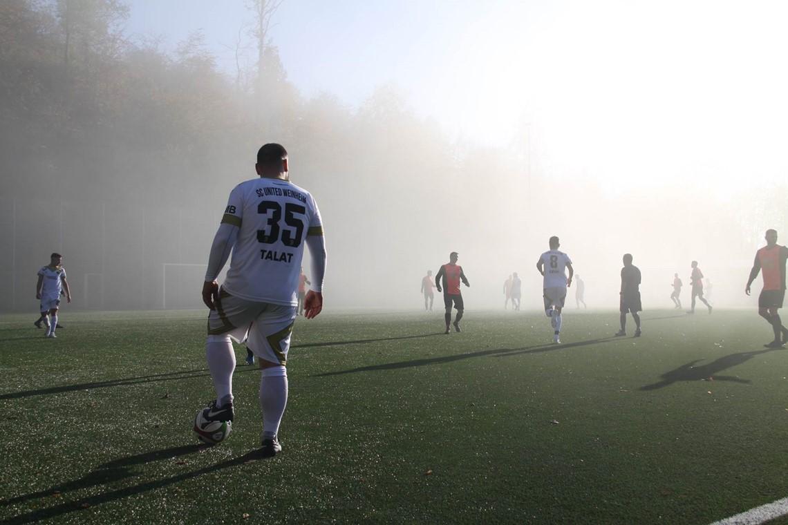 Mannschaftsfoto SC United Weinheim 2